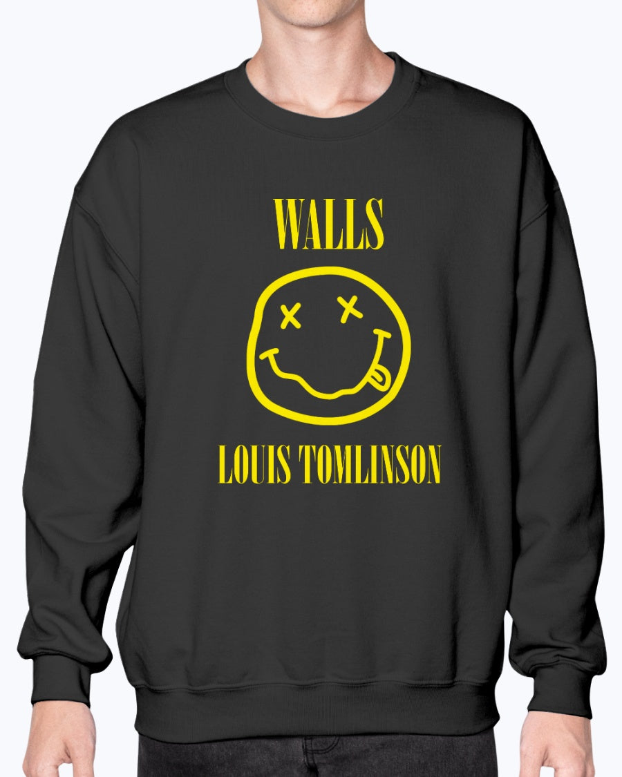 Louis Nirvana Sweatshirt