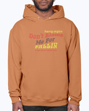 Load image into Gallery viewer, Don't Blame Me for Fallin' Hoodie