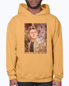 Put a Little Love on Me Hoodie