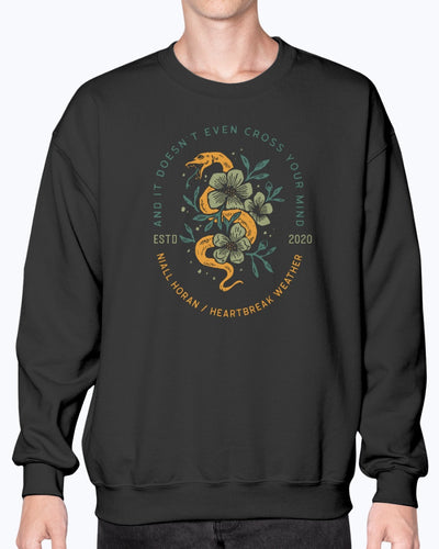 Cross Your Mind Sweatshirt