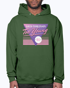 Too Young Hoodie