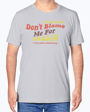 Load image into Gallery viewer, Don't Blame Me for Fallin' T-Shirt