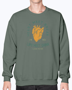 Heart Meet Break 2.0 Sweatshirt