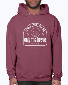 Only the Brave Hoodie