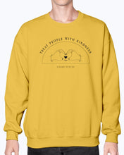 Load image into Gallery viewer, TPWK Hand Heart Sweatshirt