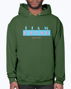 Stack It Up Retro  Hoodie