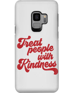 Red Retro TPWK Phone Case