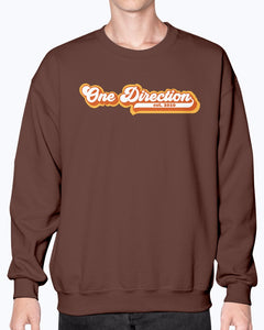 Retro 1D Sweatshirt