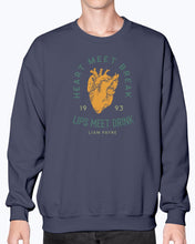 Load image into Gallery viewer, Heart Meet Break 2.0 Sweatshirt