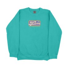 Load image into Gallery viewer, Stark Industries Comfort Colors Crewneck
