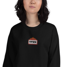 Load image into Gallery viewer, TPWK Marquee Embroidered Sweatshirt