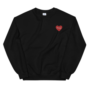 Payne Embroidered Heart Sweatshirt