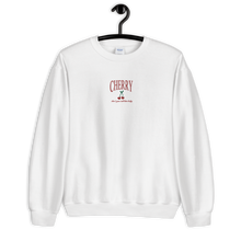 Load image into Gallery viewer, Cherry Sweatshirt