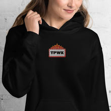 Load image into Gallery viewer, TPWK Marquee Embroidered Hoodie
