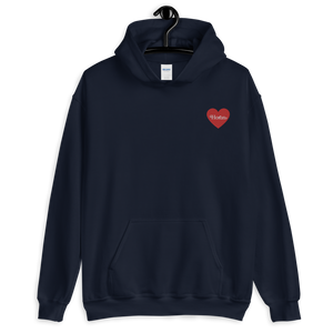 Horan Embroidered Heart Hoodie