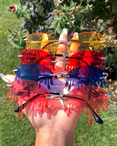 Candy Drip Glasses