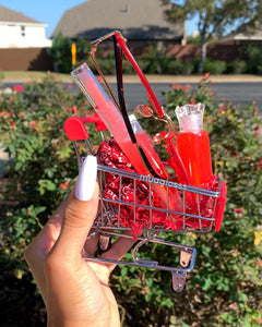 Red Candy Cart