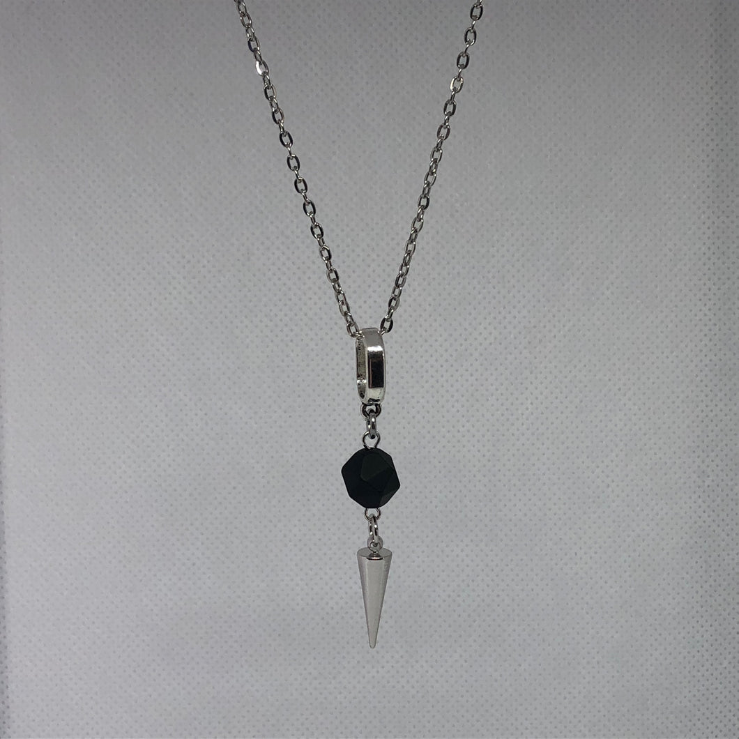 Back To Black - Necklace