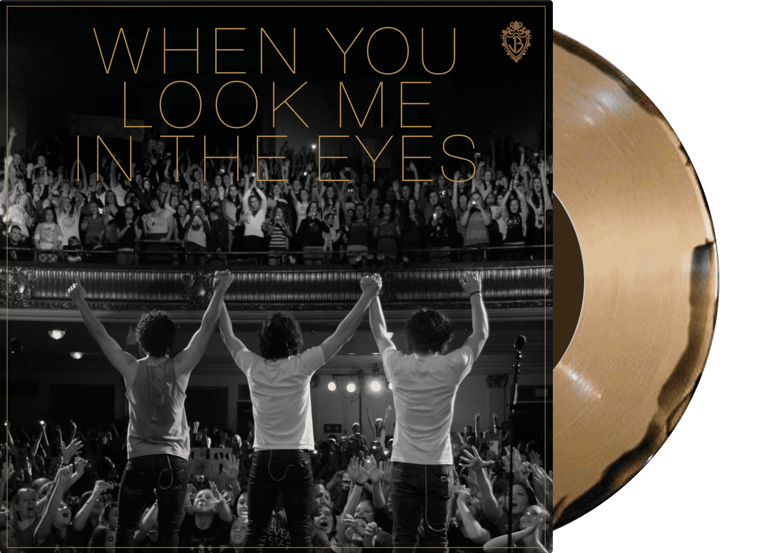 "When You Look Me In The Eyes 7"" Single - JONAS VINYL CLUB"