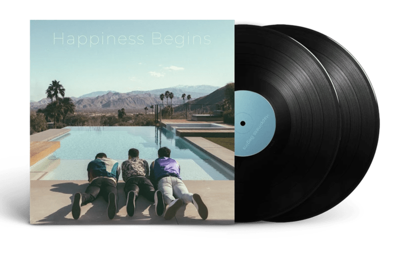 Happiness Begins 2xLP - JONAS VINYL CLUB