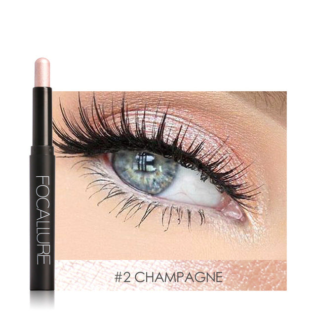 Focallure™ Beauty Eyeshadow Highlighter Pen | Champagne #2 Default Title  Roxee