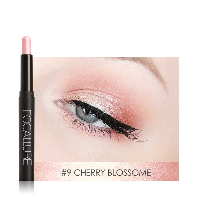 Focallure™ Beauty Eyeshadow Highlighter Pen | Cherry Blossom #9 Default Title  Roxee