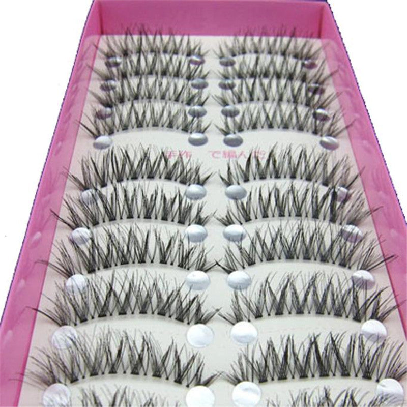 Press & Go® - Self-Adhesive False Eyelashes - CrossCross   Roxee