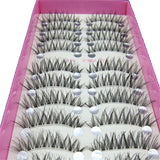 Press & Go® - Self-Adhesive False Eyelashes - CrossCross