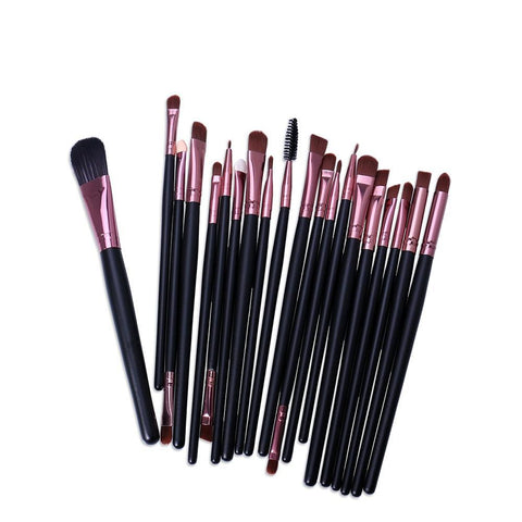 O.TWO.O Twenty-Piece Cosmetic Complete Makeup Set