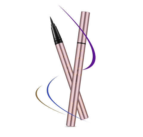 O.TWO.O™ ROSEGOLD Super Waterproof Eyeliner Pen 3 Colours