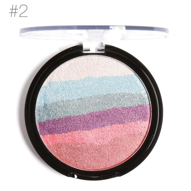 Focallure™ Wild Rainbow Highlighter #2 Default Title  Roxee
