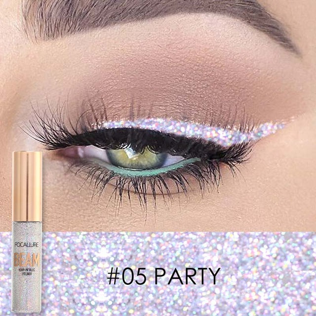 Focallure™ Party | Glitter Eyeliner #5 Default Title  Roxee