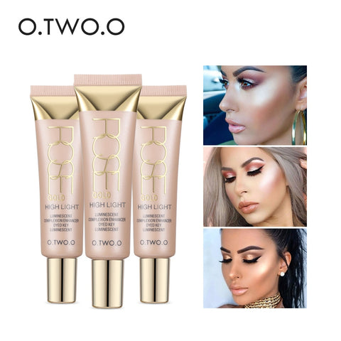 O.TWO.O™ ROSEGOLD Highlight - Luminescent Complexion Enhancer
