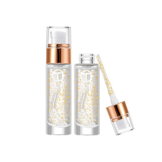 O.TWO.O™ Hydrating Face Primer | Pore Minimizer - 24K Gold Default Title  Roxee