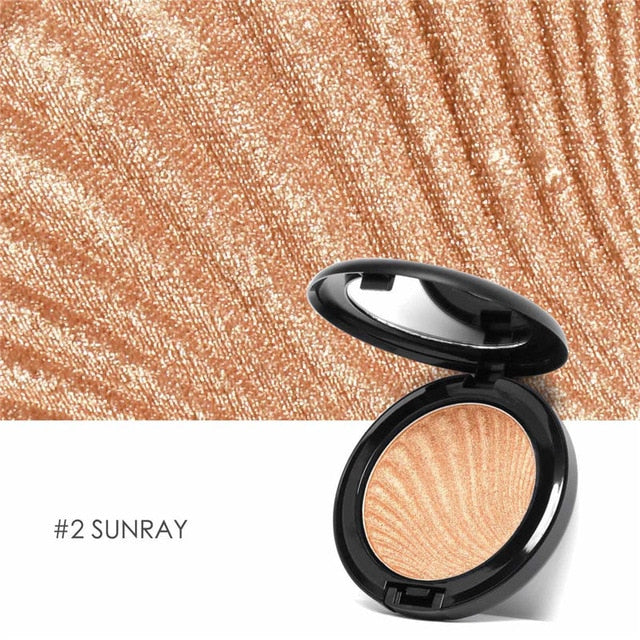 Focallure™ Ultra Glow Beam Highlighter | Sunray #2 Default Title  Roxee