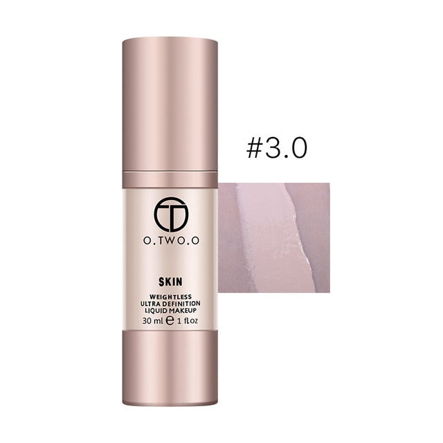 O.TWO.O™ SKIN Weightless Liquid Foundation | Light Beige #03 Default Title  Roxee