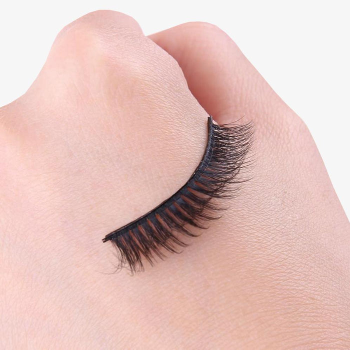 Press & Go® - Self-Adhesive False Eyelashes - Uniform   Roxee