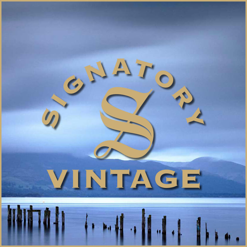 Signatory Vintage Scotch Whisky collection