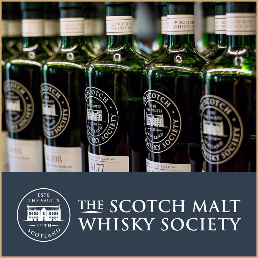 Fine expressions bottled by the Scotch Malt Whisky Society