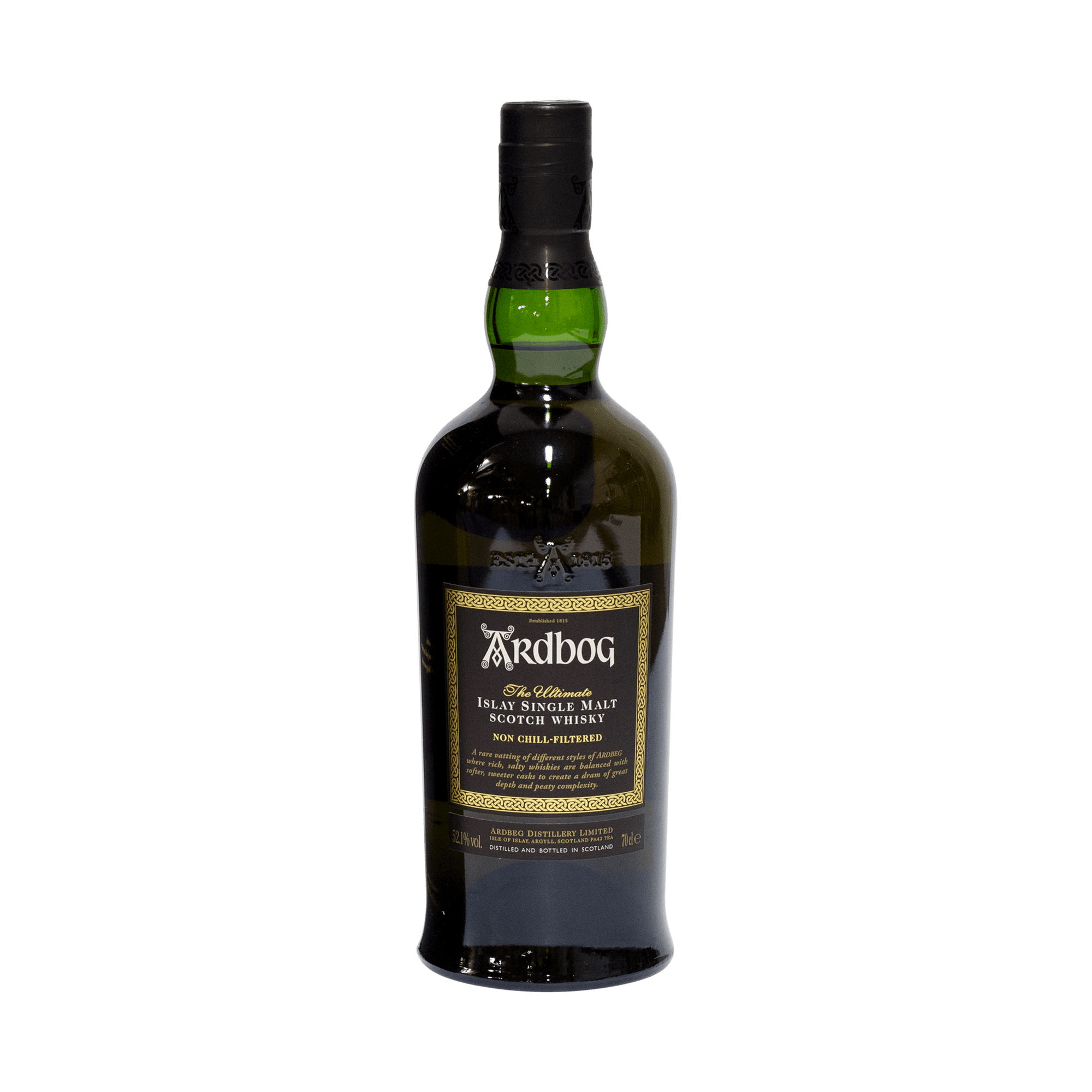 Ardbeg 2013 Ardbog Limited Edition 52.10%