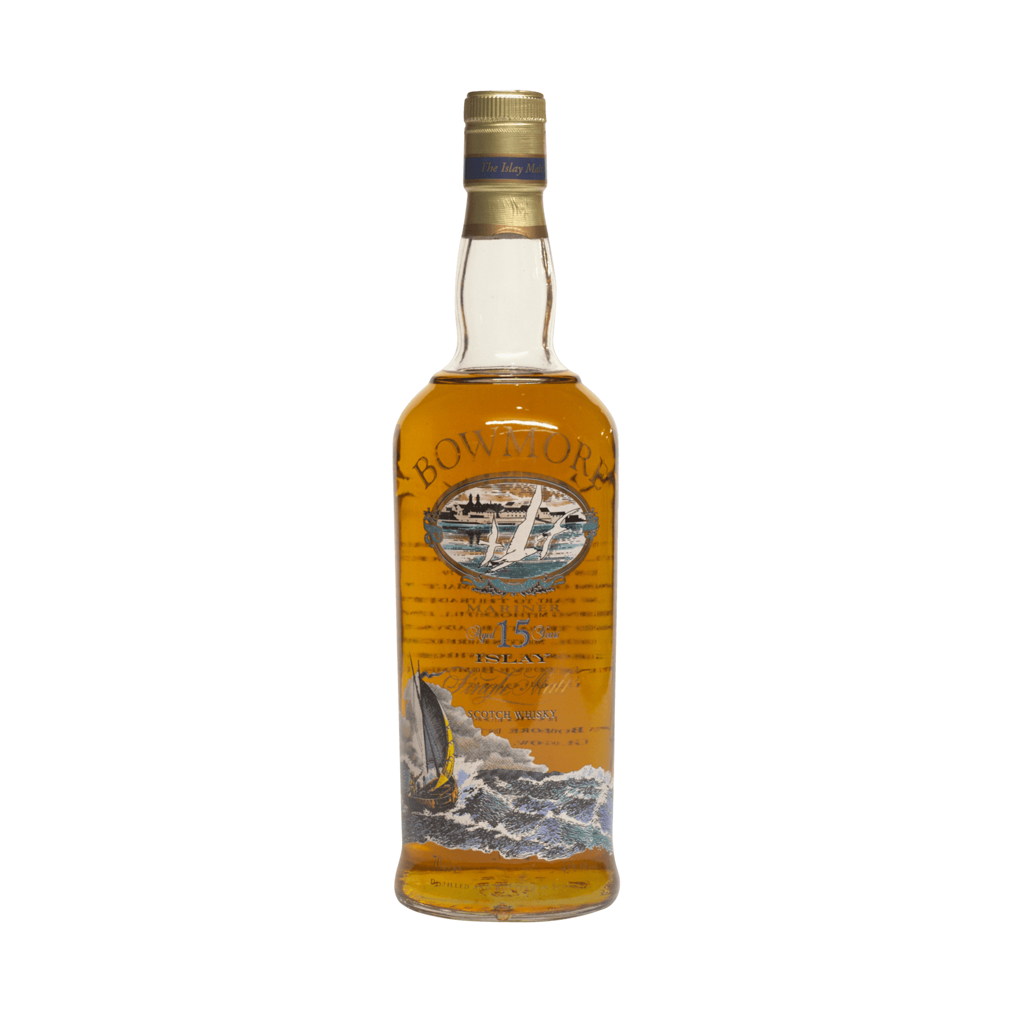 Bowmore 15 Year Old Mariner 43.00%