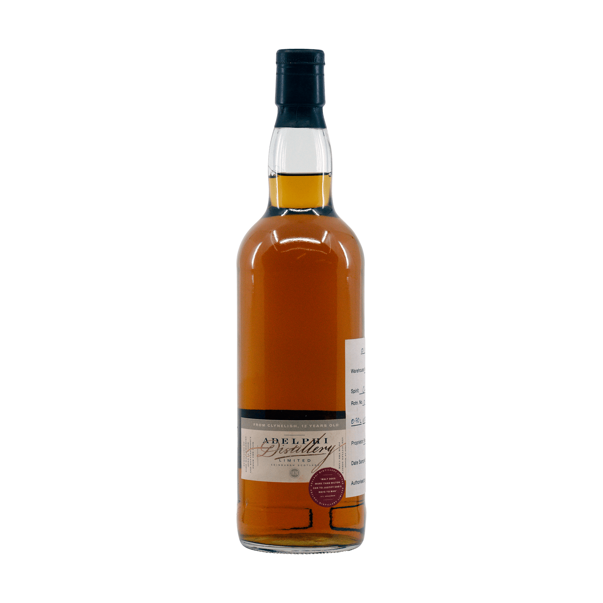 Clynelish 1989 12 Year Old Adelphi 57.20%