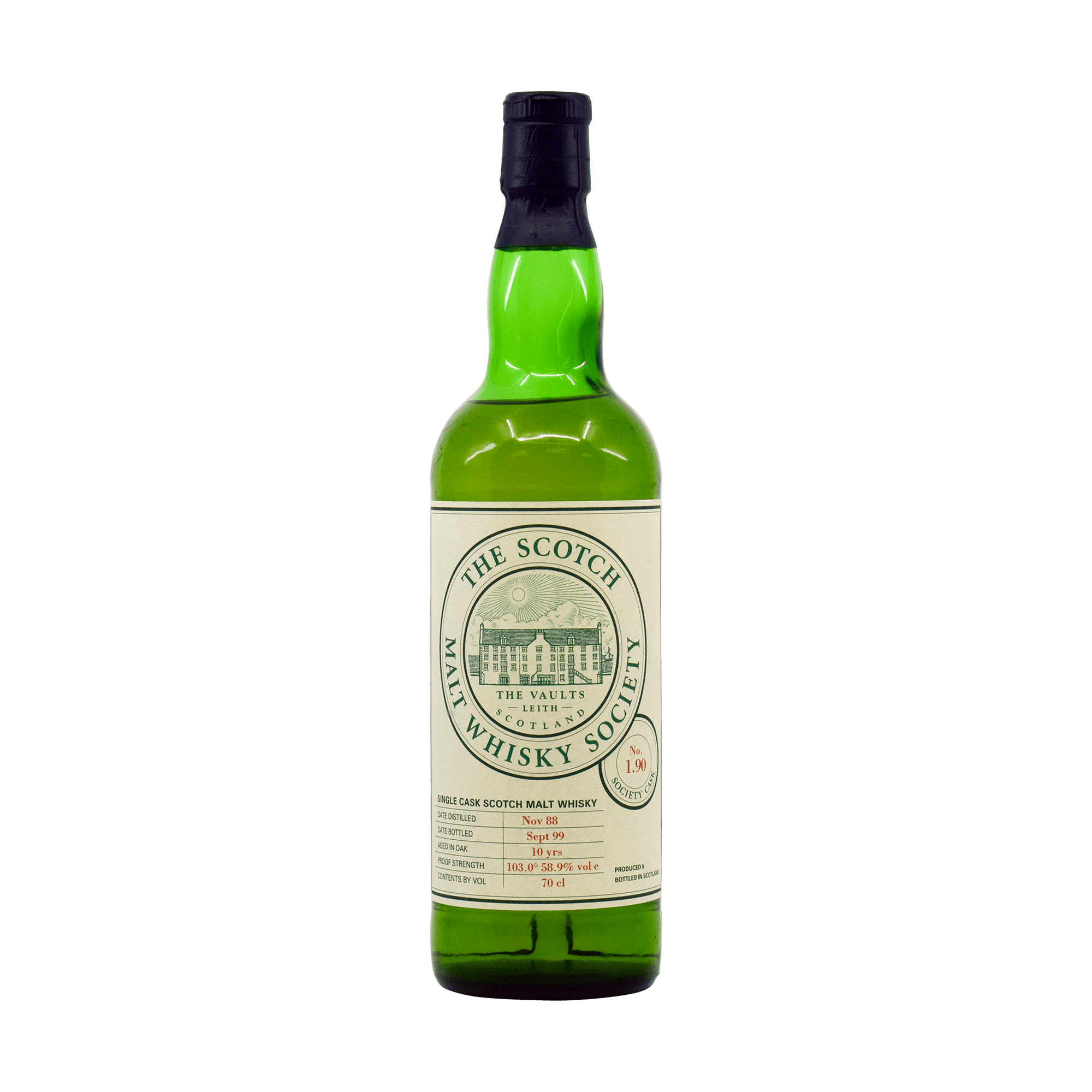 Glenfarclas 1988 10 Year Old '1.90' SMWS 58.90% 70cl