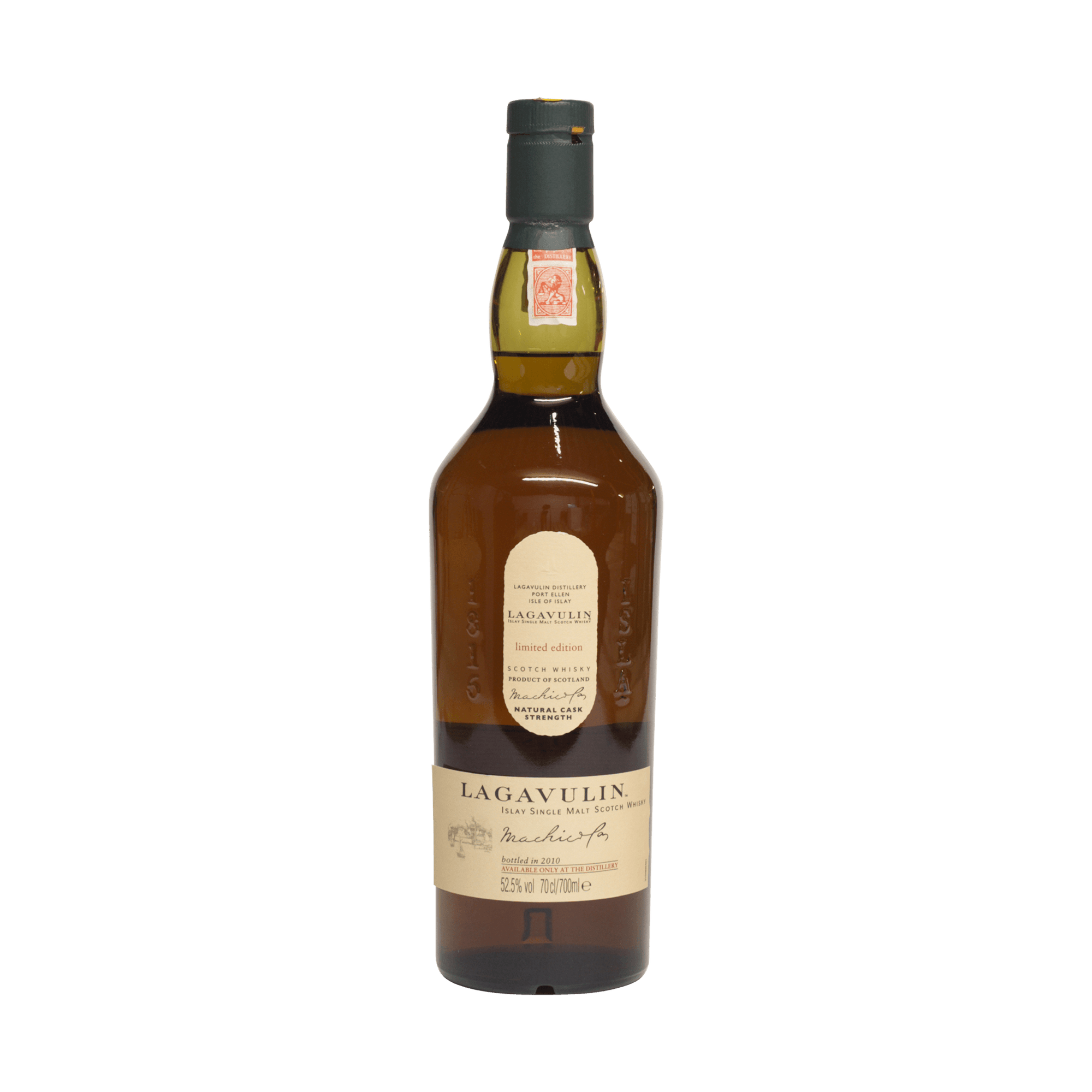 Lagavulin Distillery Exclusive 52.50%