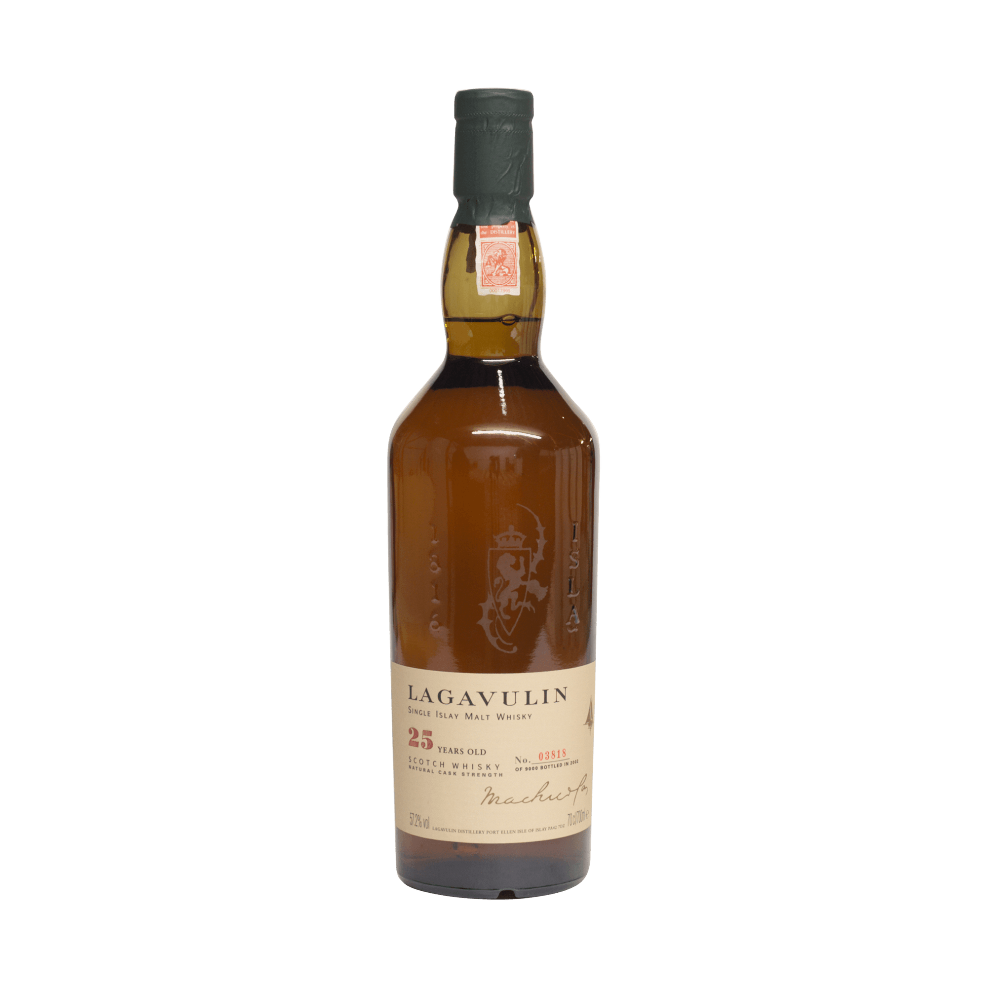 Lagavulin 1979 25 Year Old 57.20%