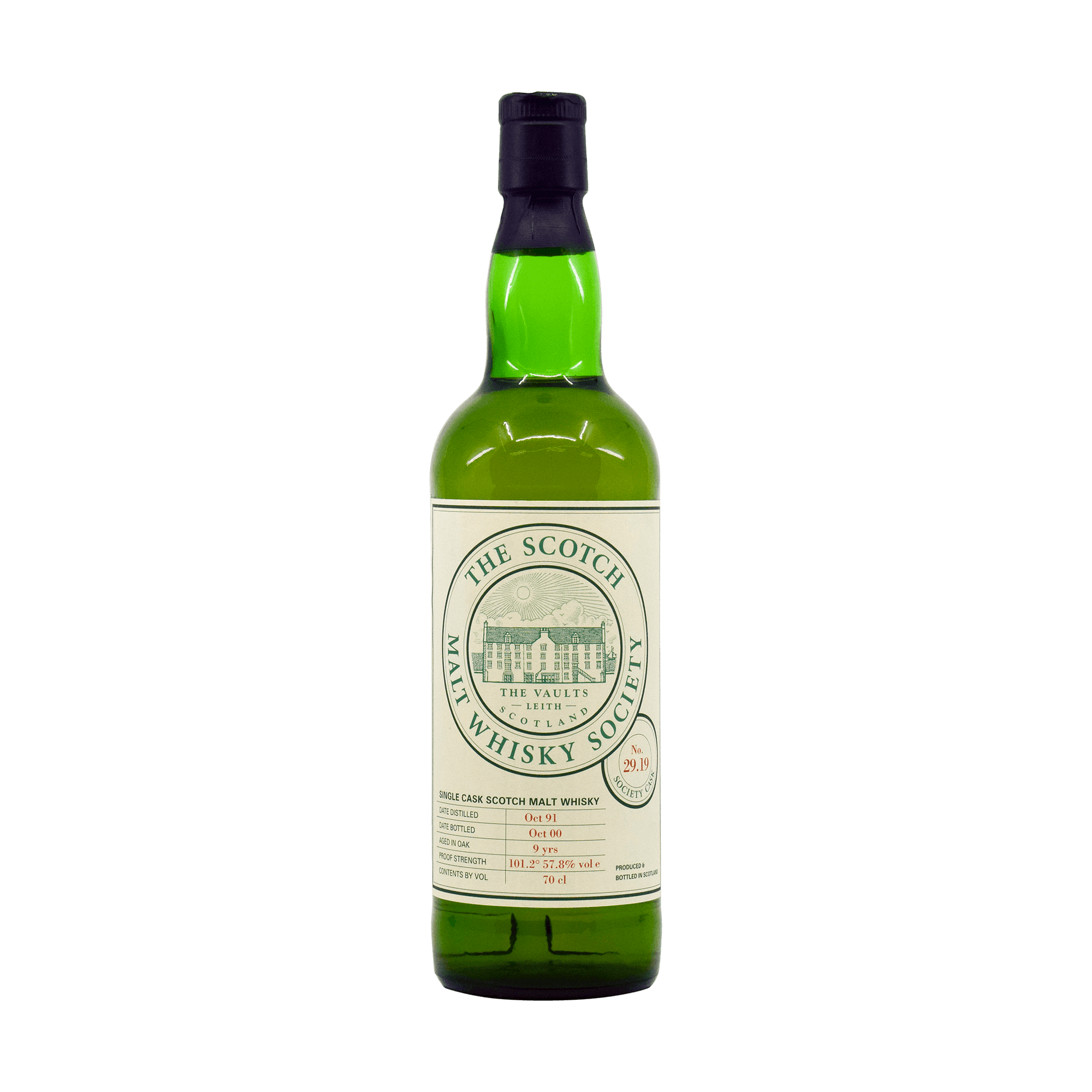 Laphroaig 1991 9 Year Old '29.19' SMWS 57.80% 70cl