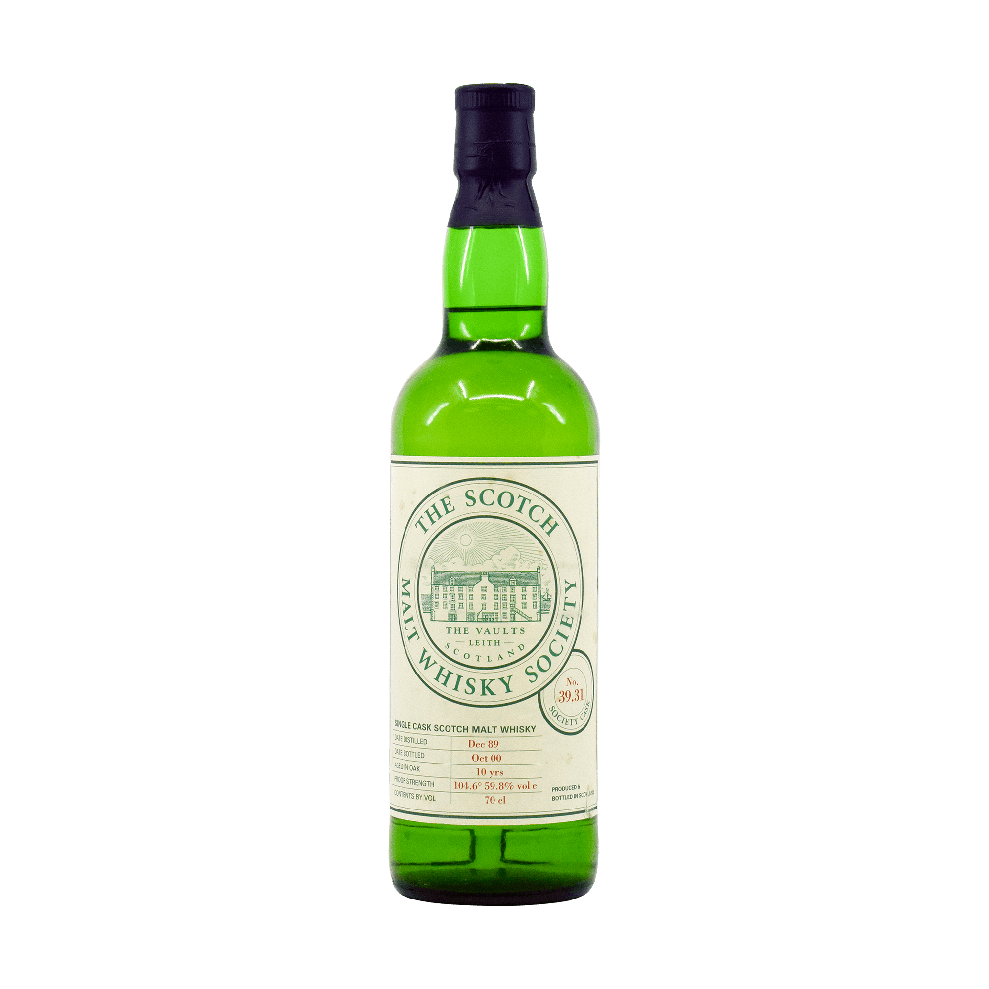 Linkwood 1989 10 Year Old '39.31' SMWS 59.80% 70cl