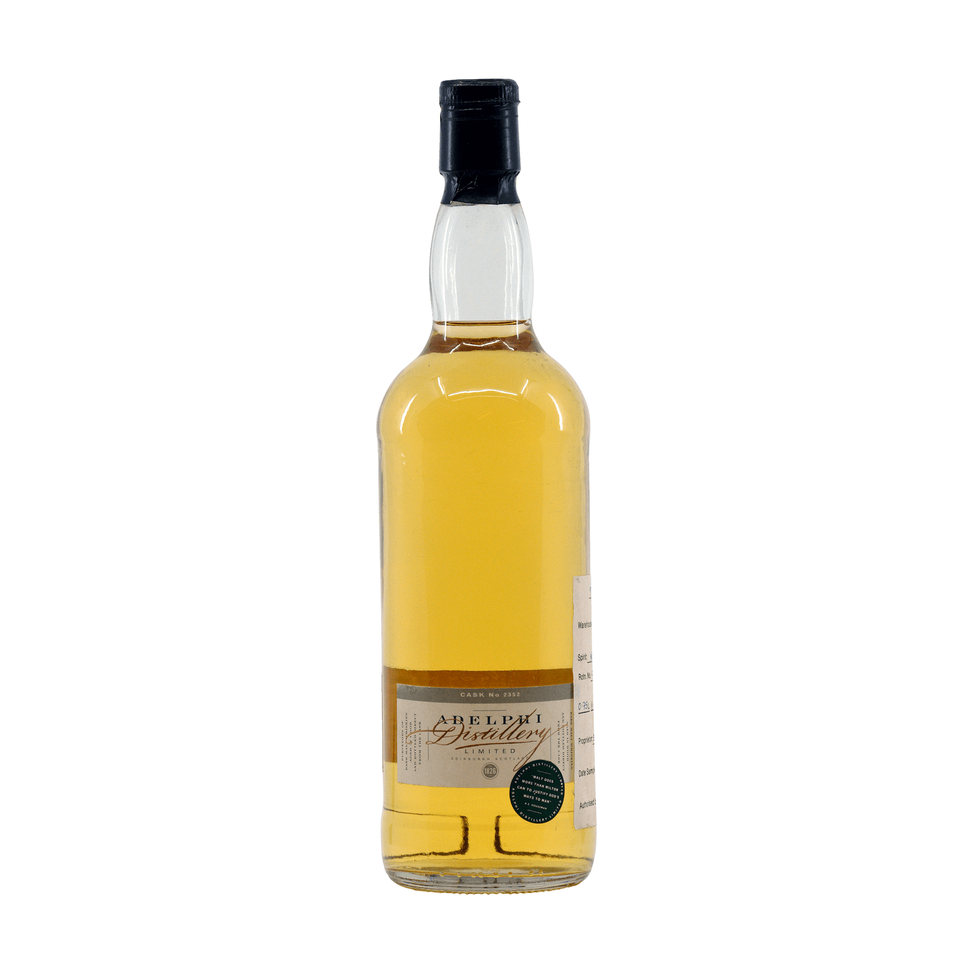 Macallan 1985 12 Year Old Adelphi 54.90%