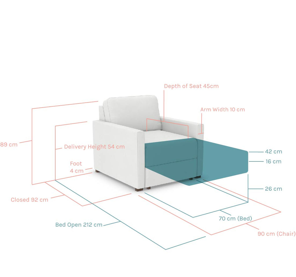 Alice Chair Bed