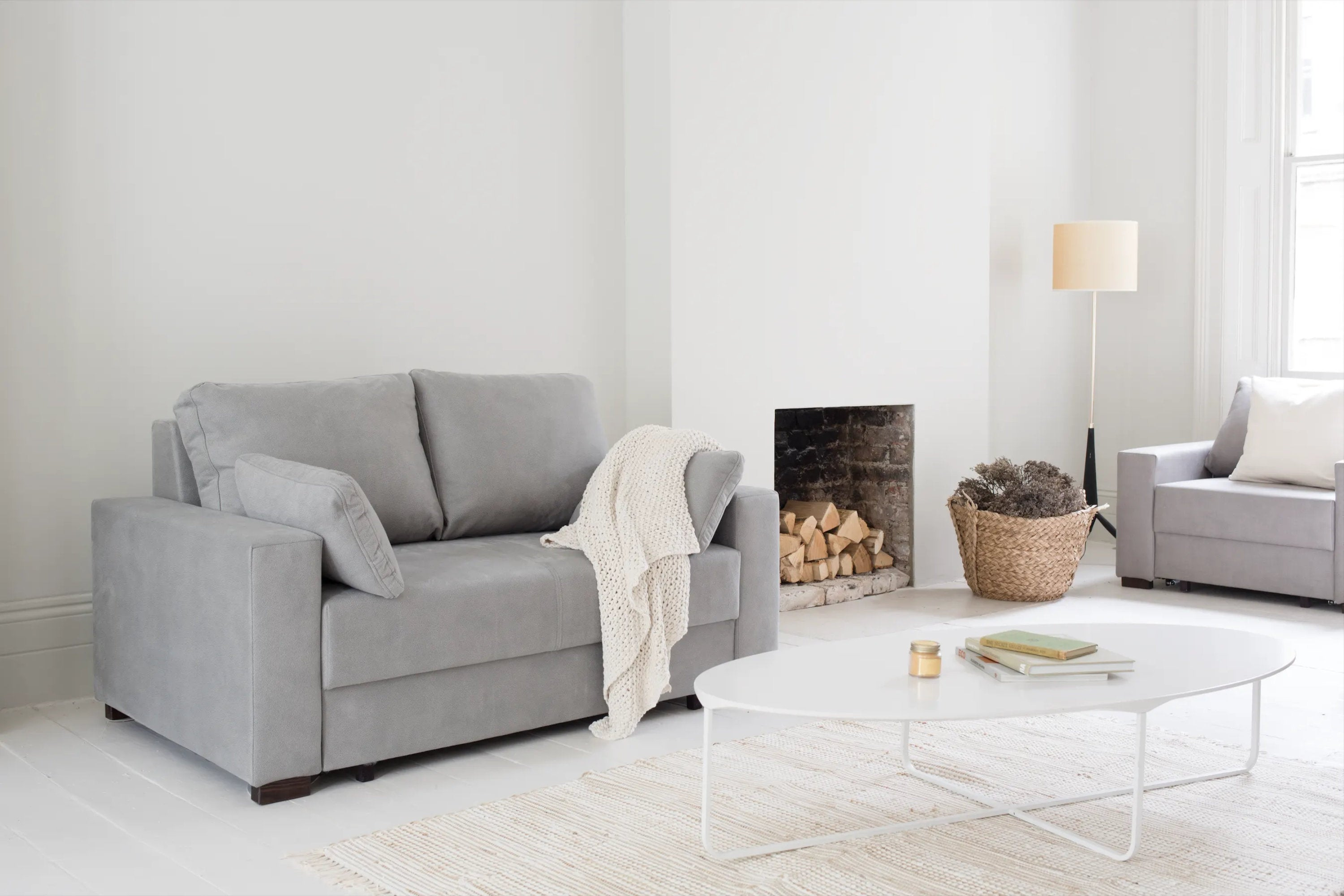 Two Seater Sofa Beds Double Small Sofa Beds Cocoon